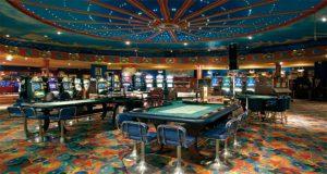 Excursion entre amis à la Roche-Posay avec activités Casino