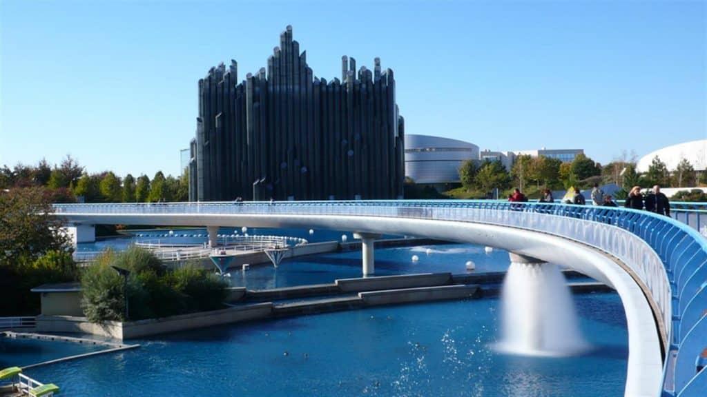 Parc d'attraction Futuroscope proche de la Roche Posay